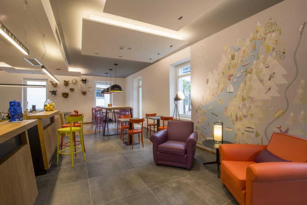 Gardan Boutique Hotel - Riva del Garda - Intuito Marketing - Consulenza Marketing - Trentino e Cortina d'Ampezzo