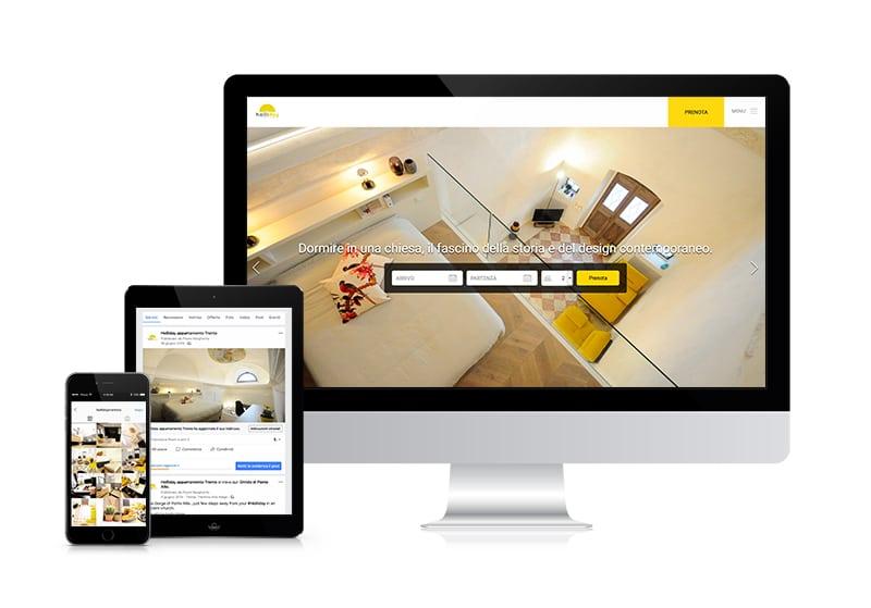 strategia digitale appartamenti vacanza