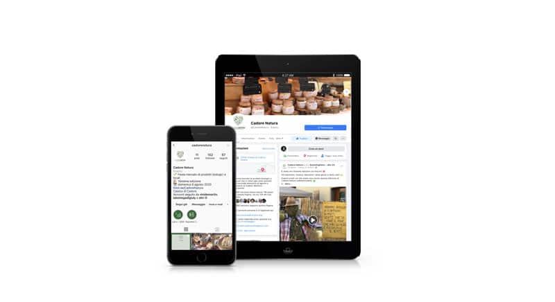 Social Media Marketing - Cadore Natura - Calalzo di Cadore